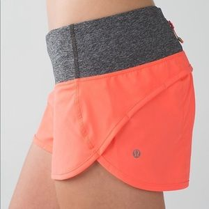 Grapefruit speed shorts